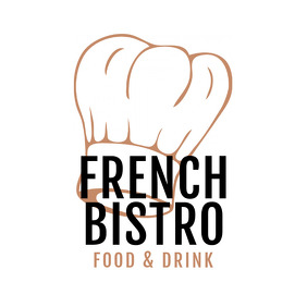 Bistro Food Drink Logo