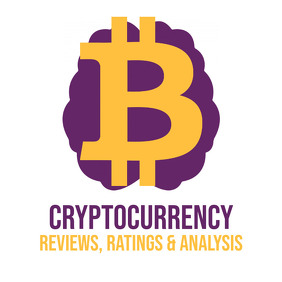 bitcoin crypto reviews ratings analysis logo