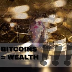 Bitcoin template