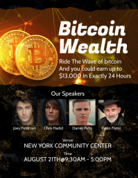 Bitcoin Wealth Flyer