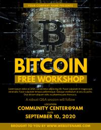 Bitcoin Workshop Flyer