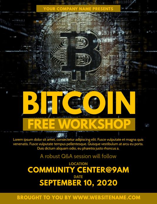 bitcoin workshop
