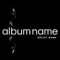black and white album music colors sound desi template