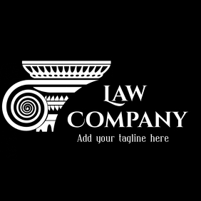 Black and White Law Company logo
