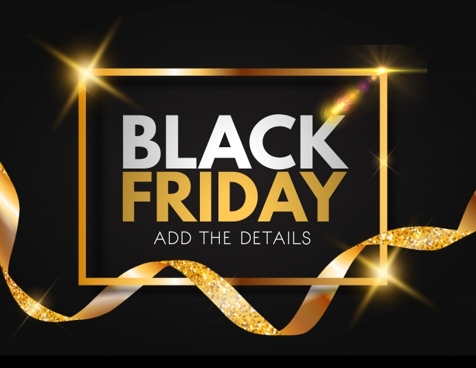 black friday,boxing day,opening soon Folheto (US Letter) template