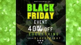 Black Friday 15 fb video