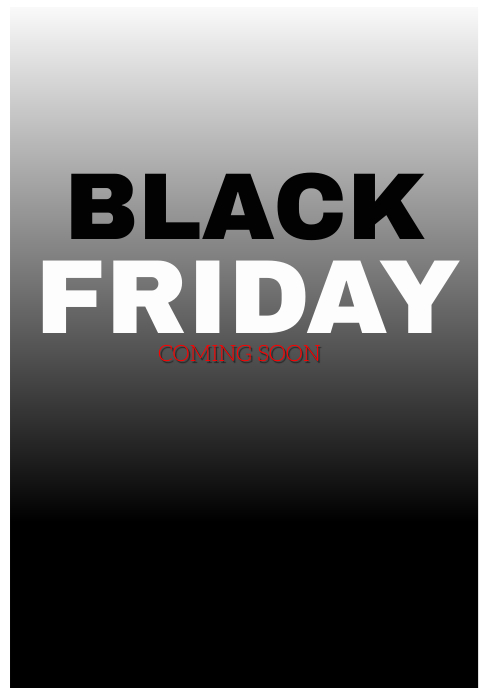 BLACK FRIDAY 2020 TEMPLATE A3