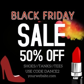 Black Friday Ad Sale Coupon