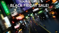 BLACK FRIDAY Digital na Display (16:9) template