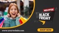 Black Friday Blog-Kopfzeile template