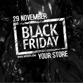 BLACK FRIDAY DIGITAL VIDEO AD TEMPLATE