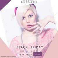 Black Friday Fashion Video Template