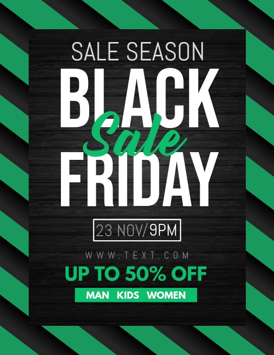 Black friday flyers,Event flyers,retail