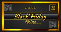 Black Friday Gift Card Template Facebook Shared Image