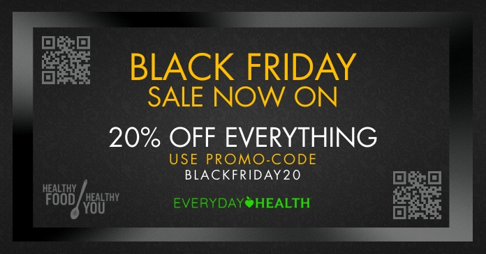 Black Friday Health Card Template