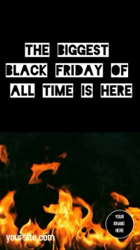 Black Friday Instagram Stories Instagram-Story template