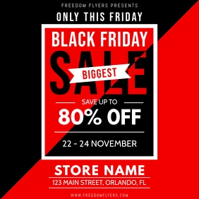 Black Friday Retail Instagram