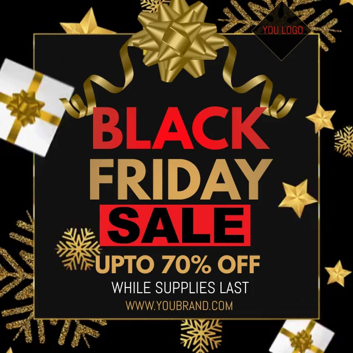 black friday sale,black friday video template Instagram Plasing