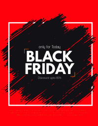 Black Friday Sale Iflaya (Incwadi ye-US) template