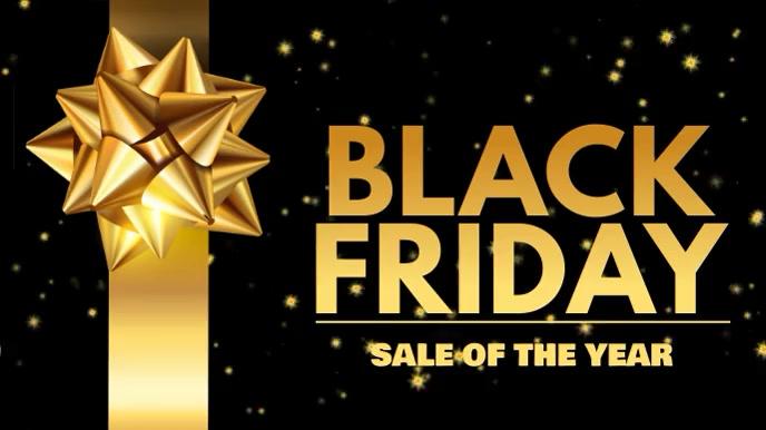 Black Friday Sale Event Video Template Umbukiso Wedijithali (16:9)