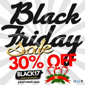 Black Friday Sale Template