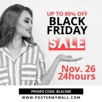 Black Friday Sale Instagram Banner