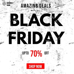 BLACK FRIDAY SALE instagram