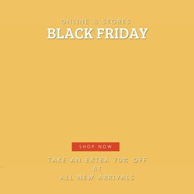 Black Friday Sale Instagram Video Template