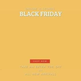 Black Friday Sale Instagram Video Template