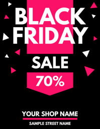 Black Friday Sale Pink