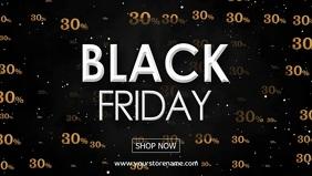 Black Friday Sale Shop Retail Store Online ad
