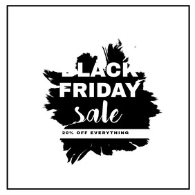 Black Friday Sale Video Template for Instagram