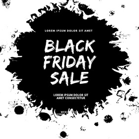 Black Friday Sale Video Promotion Instagram
