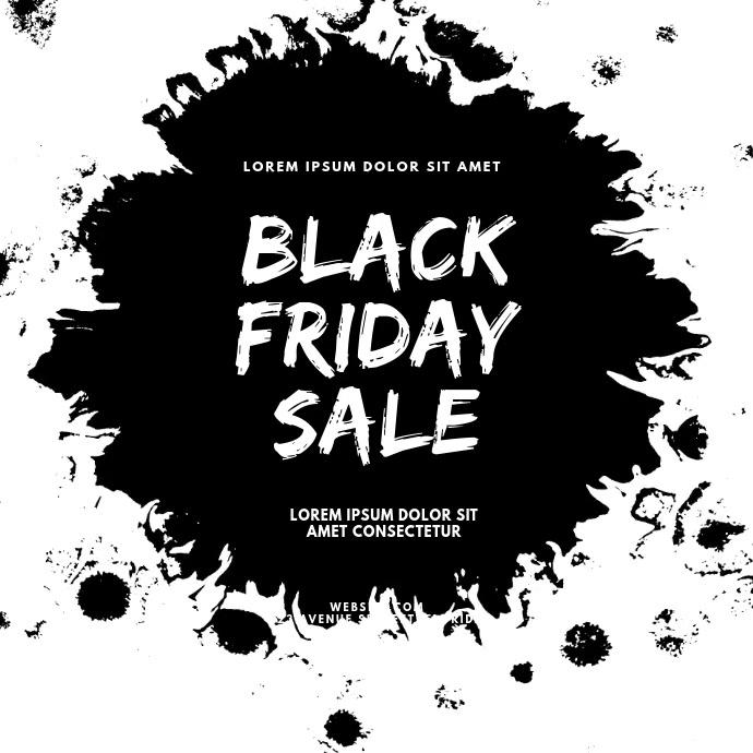 Black Friday Sale Video Promotion Instagram