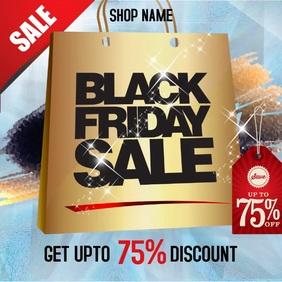 Black Friday Sale VIDEO TEMPLATE Iphosti le-Instagram