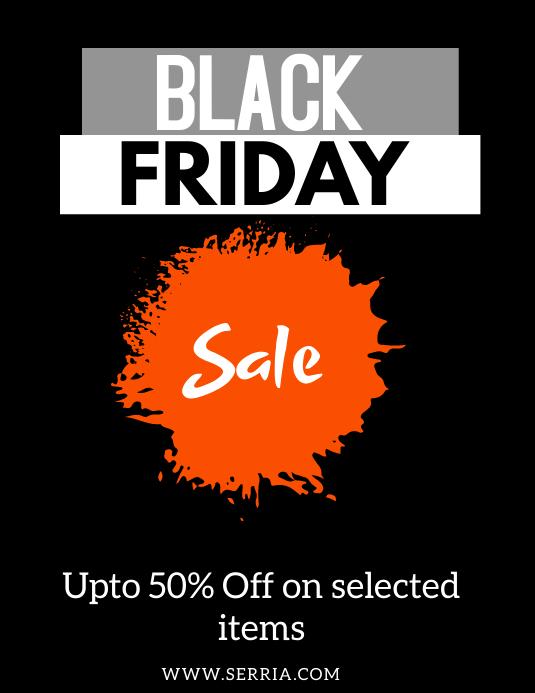 black friday sales Iflaya (Incwadi ye-US) template