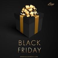 Black Friday Template Instagram Plasing