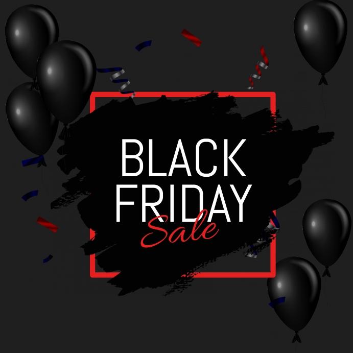 Black Friday Template Instagram Post