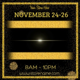 1 750 customizable design templates for black and gold postermywall