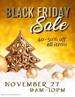 Black Friday Video Flyer