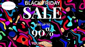 BLACK FRIDAY WITH OPTIONAL MUSIC
