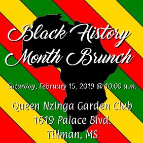 Black History Brunch