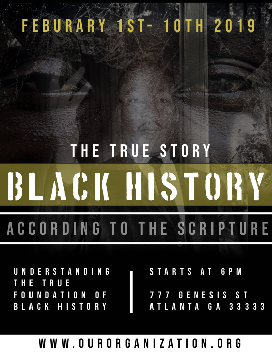 black history class