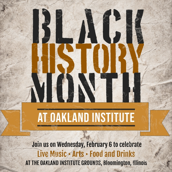 Black History Event at College Square Image