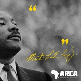 Black History Martin Luther King Quote