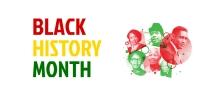 Black History Month Reklama na Facebooka template