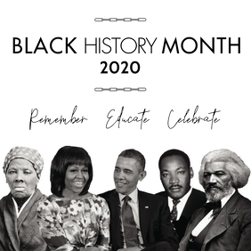 Black History Month IG Post