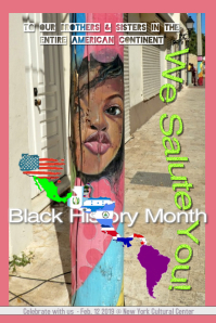 black History Month/Latin America