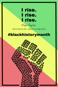 Black History Month - Motivational