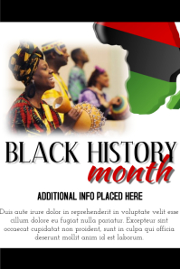 Black history month event